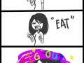 I don't eat
