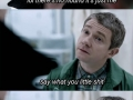 Trolling lvl Sherlock