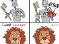 Lion should've been specific
