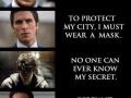 Iron Man defines us