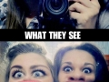 What girls see..