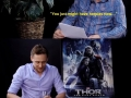 Why I love Tom Hiddleston