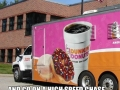 I wanna steal a donut truck