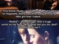 Ron Weasley's love story