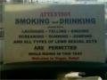Vegas Taxi Sign