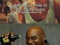When boys smile..