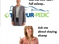 Tempur-Pedic commercial