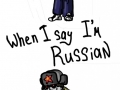 Yep. Soviet Russia!