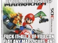 Good Guy Mario Kart 3DS