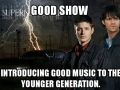 Good Guy Supernatural