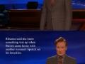 Dark humour on Conan