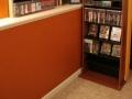 A gamer's dream room
