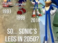 New Sonic design