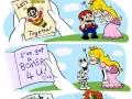 Super Mario Valentine's Day