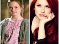 Ginny grew up