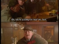 How Scottish handle insults