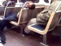 Wake him up gently