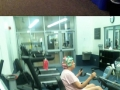 Things you see at the gym