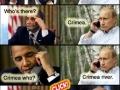 Putin confronts Obama