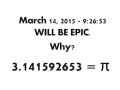 You're welcome math geeks