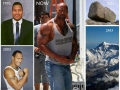 The Rock through the ages