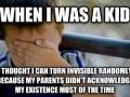 Dark Confession Kid