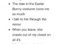 Creepy things kids have said