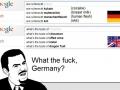 German google searches