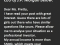 Signed J.P.Morgan CEO