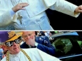 All hail the Pope