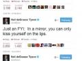Neil DeGrass on twitter