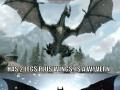 Dragon, Wyvern & Batman