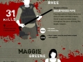 TWD kills & weapons