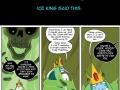 Ice King said this