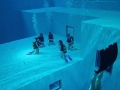 Deepest pool on the planet