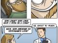 A gamer coma