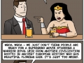 Trouble with Wonder Woman