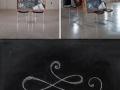 Stunning chalkboard art
