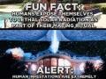 How aliens see us