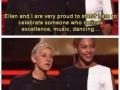 Ellen is absolutely amazing