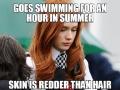 1st world ginger problems