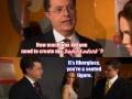 Colbert visits wax museum