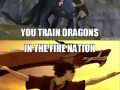 How to deal with dragons