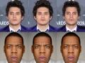 Celeb facial symmetry