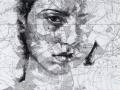 Portraits on maps