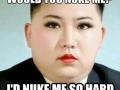 Kim Jong-un's fantasy