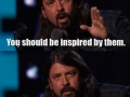 Dave Grohl is funny