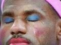 LeBron's tears