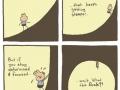 Life's an uphill climb
