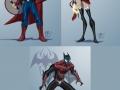 DC/Marvel Mashup